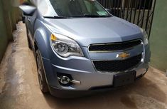 Chevrolet Equinox 2014 Blue for sale