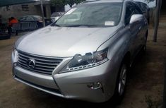 Lexus RX 2013 Petrol Automatic Grey/Silver for sale