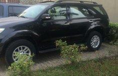 Toyota Fortuner 2013 Black for sale