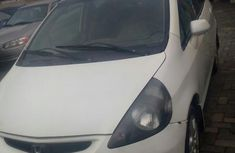 Honda Fit 2007 White for sale