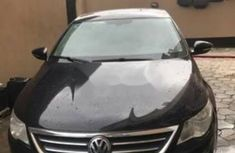 Volkswagen CC 2012 Petrol Automatic Black for sale