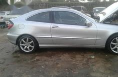 Mercedes Benz C230 2003 Silver for sale