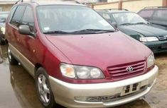 Toyota Sienna 1999 in good condition for sale
