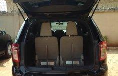 Clean Tokunbo Ford Explorer 2013 FOR SALE
