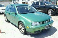 Volkswagen Golf 1998 Green for sale