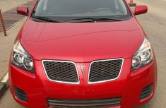Buy and drive tokunbo Pontiac Vibe 2010 for sale
