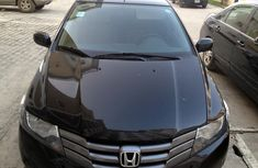 Buy and drive tokunbo Honda City 2011 for sale