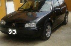 Volkswagen Golf4 2001 Black for sale