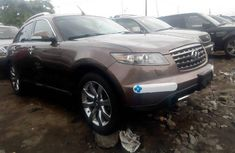 2008 Infiniti FX Automatic Petrol well maintained