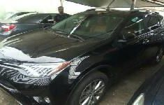 Almost brand new Toyota RAV4 Petrol 2017