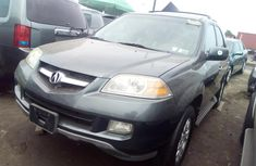 Acura MDX 2004 Petrol Automatic Grey/Silver for sale