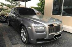 2013 Rolls-Royce Silver Petrol Automatic