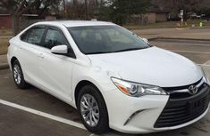 Toyota Camry 2017 ₦8,200,000 for sale