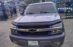 Chevrolet Avalanche 2003 ₦3,000,000 for sale