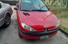 2003 Clean Peugeot 206 for sale