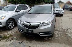 ACURA MDX SH-4WD 2016 SILVER FOR SALE