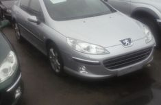 Super Clean Tokunbo Peugeot 407 Full Options 2002 FOR SALE