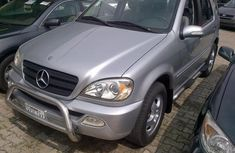 Neatly used Mercedes-Benz ML350 2007 model for sale