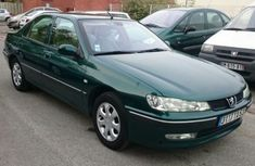 Green Peugeot 406 2004 for sale