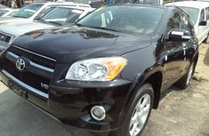 Toyota RAV4 2010 4WD for auction SALE