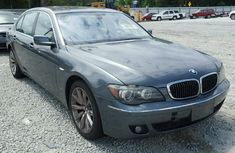 2008 BMW 750LI FOR SALE