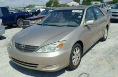 Clean Tokunbo Toyota Camry 2003 FOR SALE