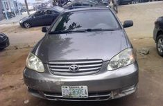 2003 Toyota Corolla 1.8 Automatic for sale at best price