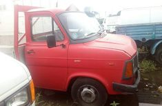 Ford Transit 1990 Diesel Manual Red FOR SALE