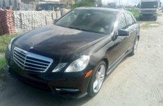 2013 Mercedes-Benz E350 for sale in Lagos