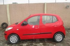 Almost brand new Hyundai i10 Petrol 2009 for sale