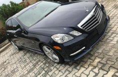 Mercedes-Benz E350 2012 Automatic Petrol ₦11,000,000