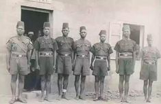 This is how Nigerian Police uniform looked like 70 years ago