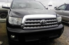 2012 Toyota Sequoia Petrol Automatic for sale