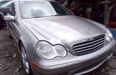 Mercedes-Benz C230 2006 Petrol Automatic Grey/Silver for sale