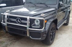 Mercedes Benz G WAGON 2012 FOR SALE