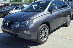 Good used Lexus RX350 2014 for sale