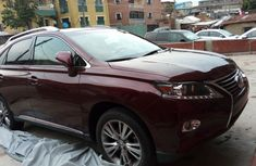 Good used 2012 Lexus RX350 for sale