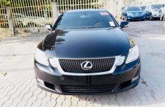 Good Lexus GS350 2012 up for sale