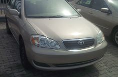 Buy and drive tokunbo Toyota corolla 2006 for sale