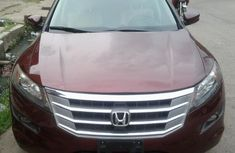 Honda ACCORD Crosstour 2012 (wine) Toks Location FOR SALE