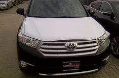 Foreign used Toyota Highlander 2011 FOR SALE