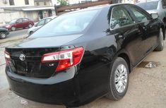 Foreign used Toyota Camry 2012 FOR SALE