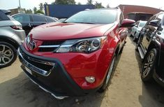 Foreign used Toyota Rav4 2015 FOR SALE