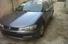 2000 Cleanest Tokunbo Peugeot 406 Wagon FOR SALE