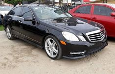 Mercedes-Benz E350 2013 Automatic Petrol ₦13,500,000