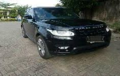 Land Rover Range Rover Sport 2015 Petrol Automatic Black