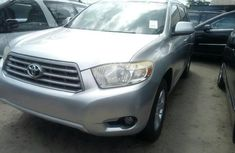 2008 Toyota Highlander Petrol Automatic for sale