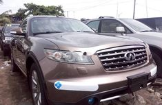Almost brand new Infiniti FX Petrol 2008 for sale