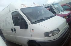 2000 Fiat Ducato Petrol Manual for sale
