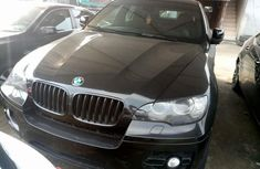 Sparkling BMW X6 2011 for sale